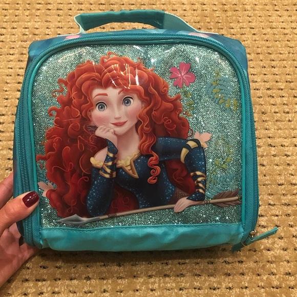 Disney Other - Girls Disney Store Lunch Bag
